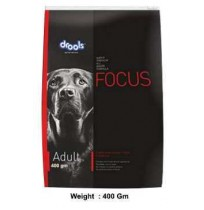 Drools Focus Adult  Food 400 Gm