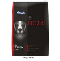 Drools Focus Puppy Food 400 Gm