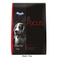 Drools Focus Starter Food 15 Kg