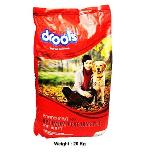 Drools Optimum Performance  Adult Dog Food 20 Kg
