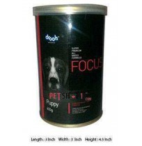 Focus Puppy Can 400 gm