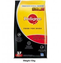 Pedigree Adult Active Dog 10kg