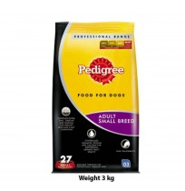 Pedigree Adult Small Breed 3kg