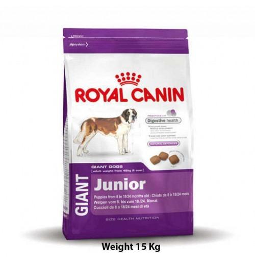 royal canin giant junior 15kg dog buy at. Black Bedroom Furniture Sets. Home Design Ideas