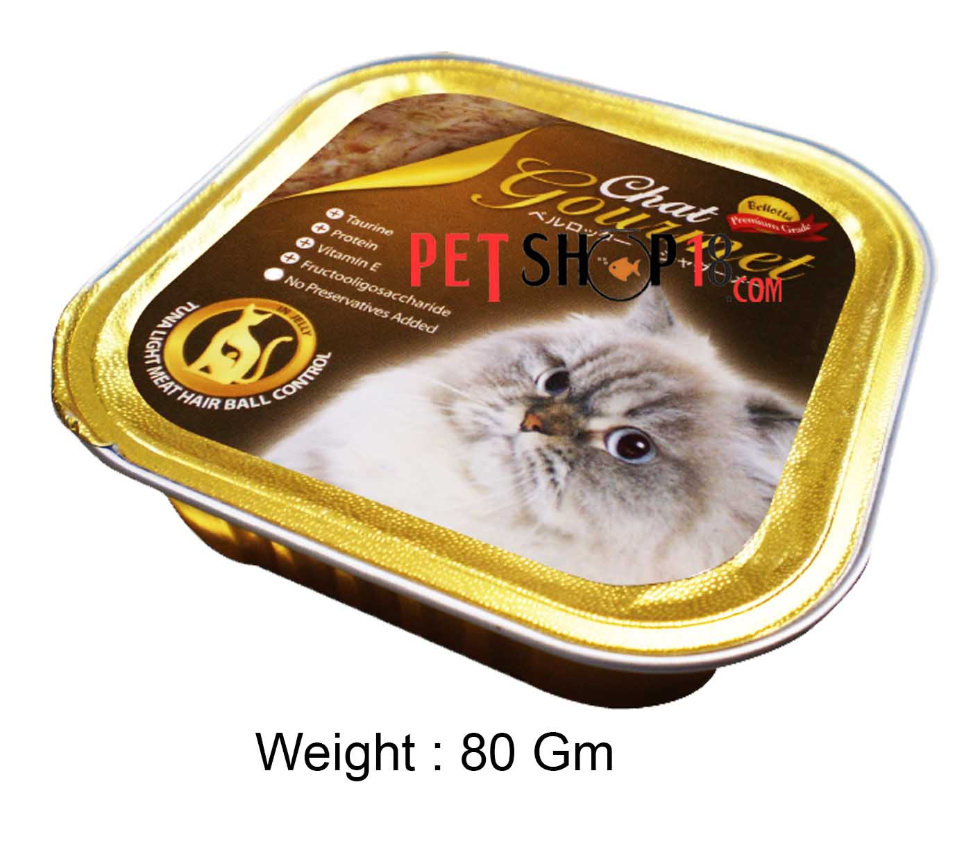 Cat Wet Food Fish Topping Is It Bad