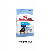 Royal Canin Maxi Puppy Food 4 Kg