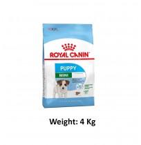 Royal Canin Mini Puppy Food 4 Kg