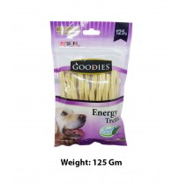 Goodies Energy Dog Treats Calcium Sticks 125 Gm