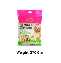 Gnawlers Dog Treats Calcium Milk Bones 30 In 1 270 Gm