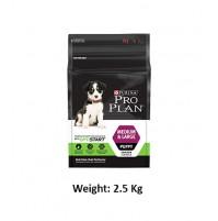Purina Pro Plan Medium And Large Puppy Food 2.5 Kg