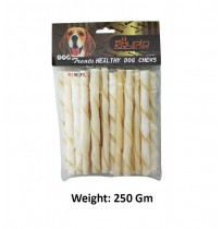 Krypto Dog Treats Twisted Chew Sticks 250 Gm
