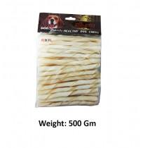 Krypto Dog Treats Twisted Chew Sticks 500 Gm