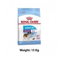Royal Canin Giant Junior Dog Food 15 Kg