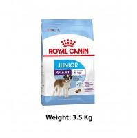 Royal Canin Giant Junior Dog Food 3.5 Kg