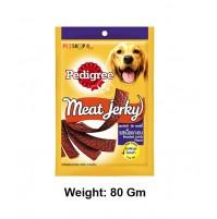 Pedigree Meat Jerky Roasted Lamb Flavor 80Gm
