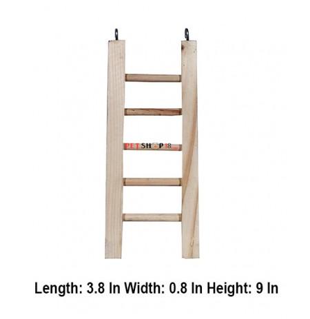 Petshop18 Bird Toys Ladder Small