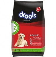 Drools Adult Dog Food 100% Vegetarian 3 Kg