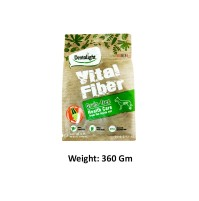 Dentalight Dog Treats Grain Free Vital Fiber Sticks 360 Gm