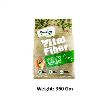 Dentalight Grain Free Vital Fiber Sticks 360 Gm