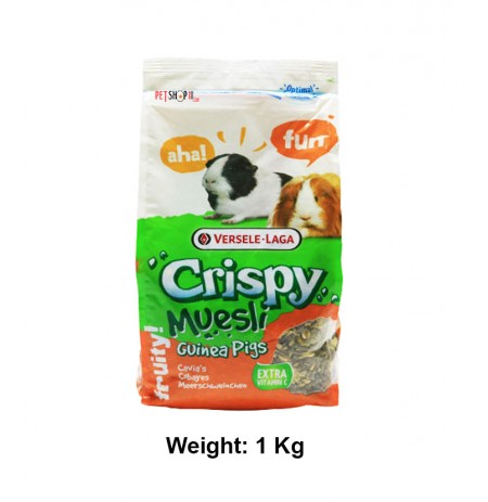Versele Laga Crispy Muesli Guinea Pig Food 1 Kg