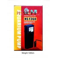 Nine Star Aquarium Pump NS F360