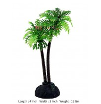Coconut Tree Plant For Aquarium Small