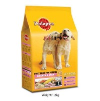 Pedigree Puppy Food Chicken And Milk 1.2 Kg