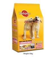 Pedigree Puppy Food Chicken And Milk 10 Kg